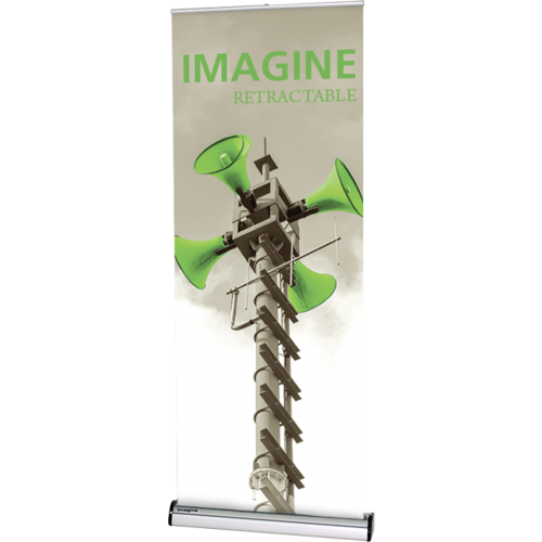 Imagine 800 Retractable Banner Stand