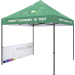 Zoom Economy and Standard 10 Popup Tent Half Wall Kit Only